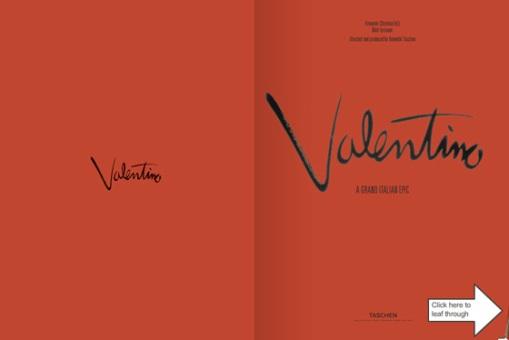 valentino taschen book 1