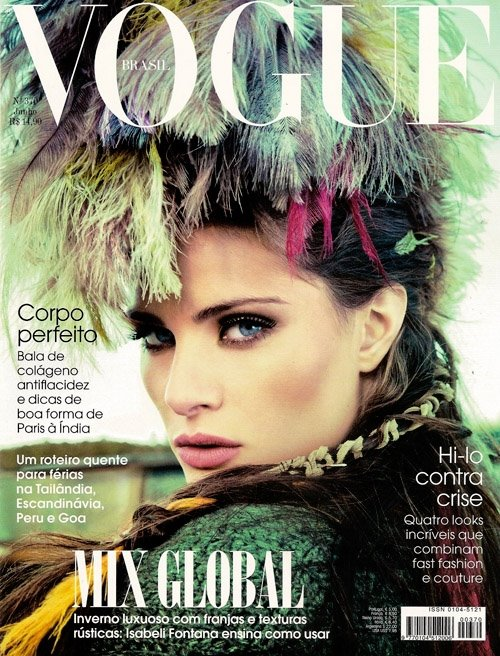capa vogue brasil junho 2009