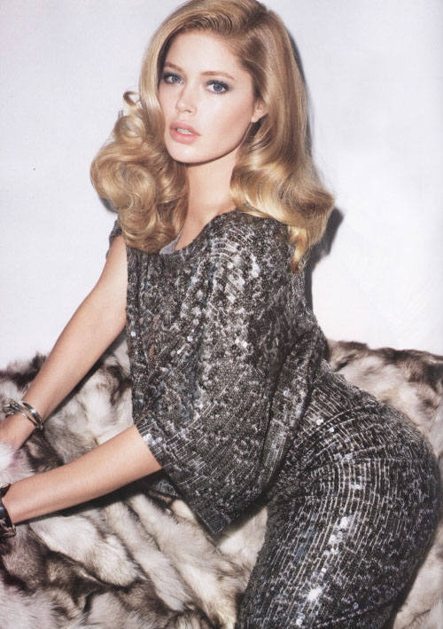 Harper's Bazaar July 2009- Doutzen Kroes2