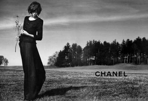 Chanel Fall Winter Campaign by Karl Lagerfeld 01