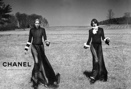 Chanel Fall Winter Campaign by Karl Lagerfeld 02