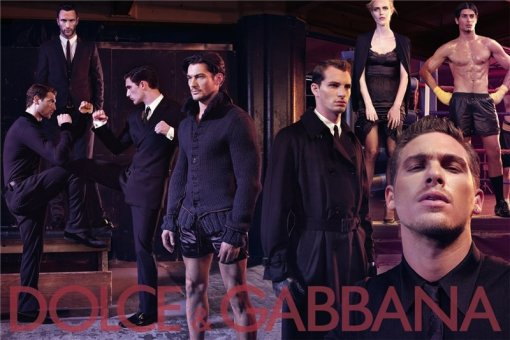 Dolce Gabbana   Fall-Winter 2009 . 2010  Ad Campaign2