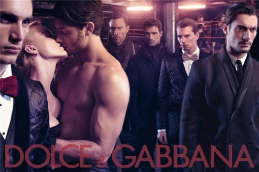 Dolce Gabbana   Fall-Winter 2009 . 2010  Ad Campaign3