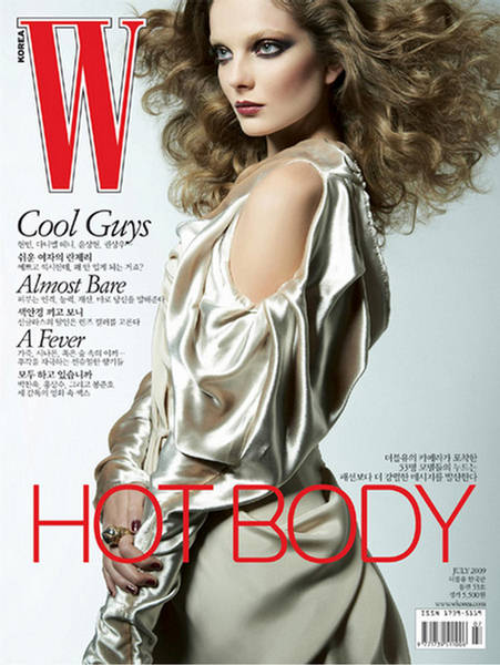 Eniko-Mihalik-W-Magazine-Korea-July-1