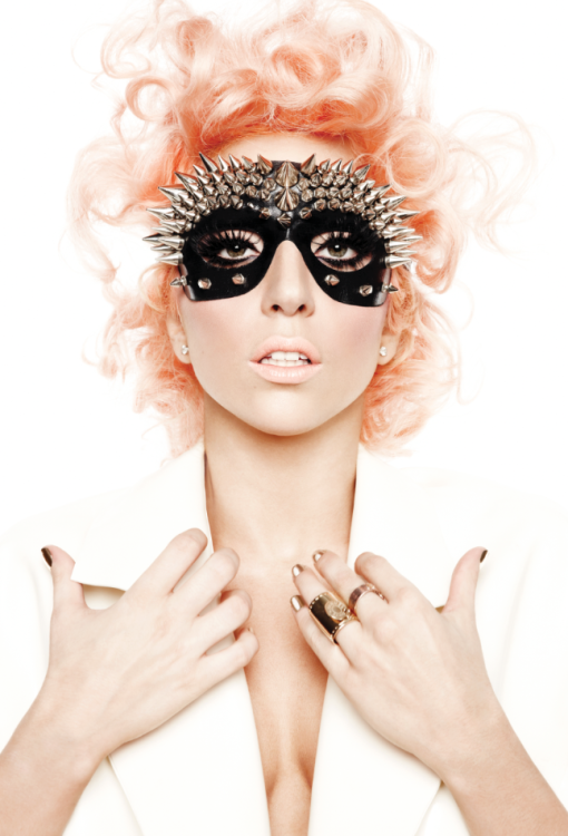 Lady Gaga by Max Abadian 04-1